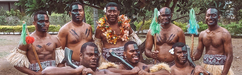 Fijian Culture Meke
