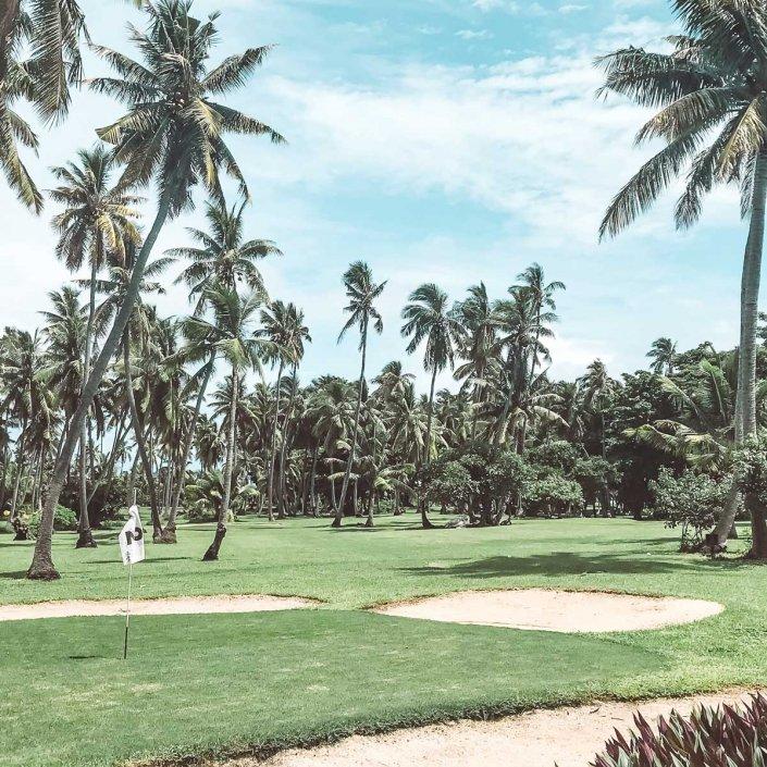 Golf Vomo Island Fiji
