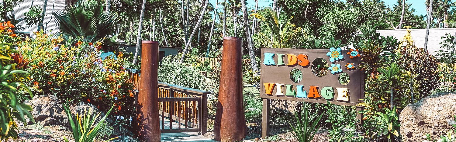 Luxury Fiji Resorts For Families Kids Club Vomo Island Fiji