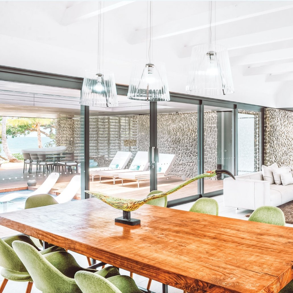 Private Dining In Residence
