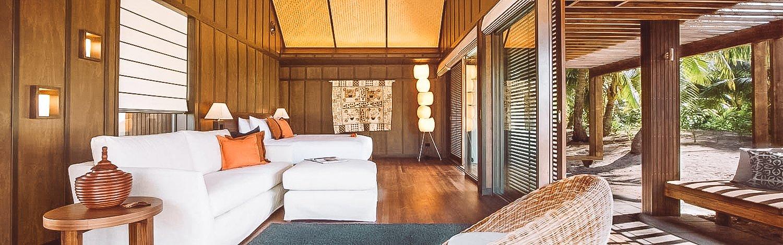 The Residence Luxury Fiji Holiday Home On Vomo Island Fiji