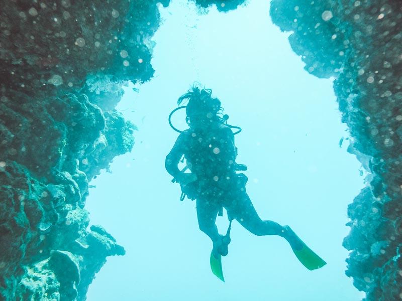Vomo Diving