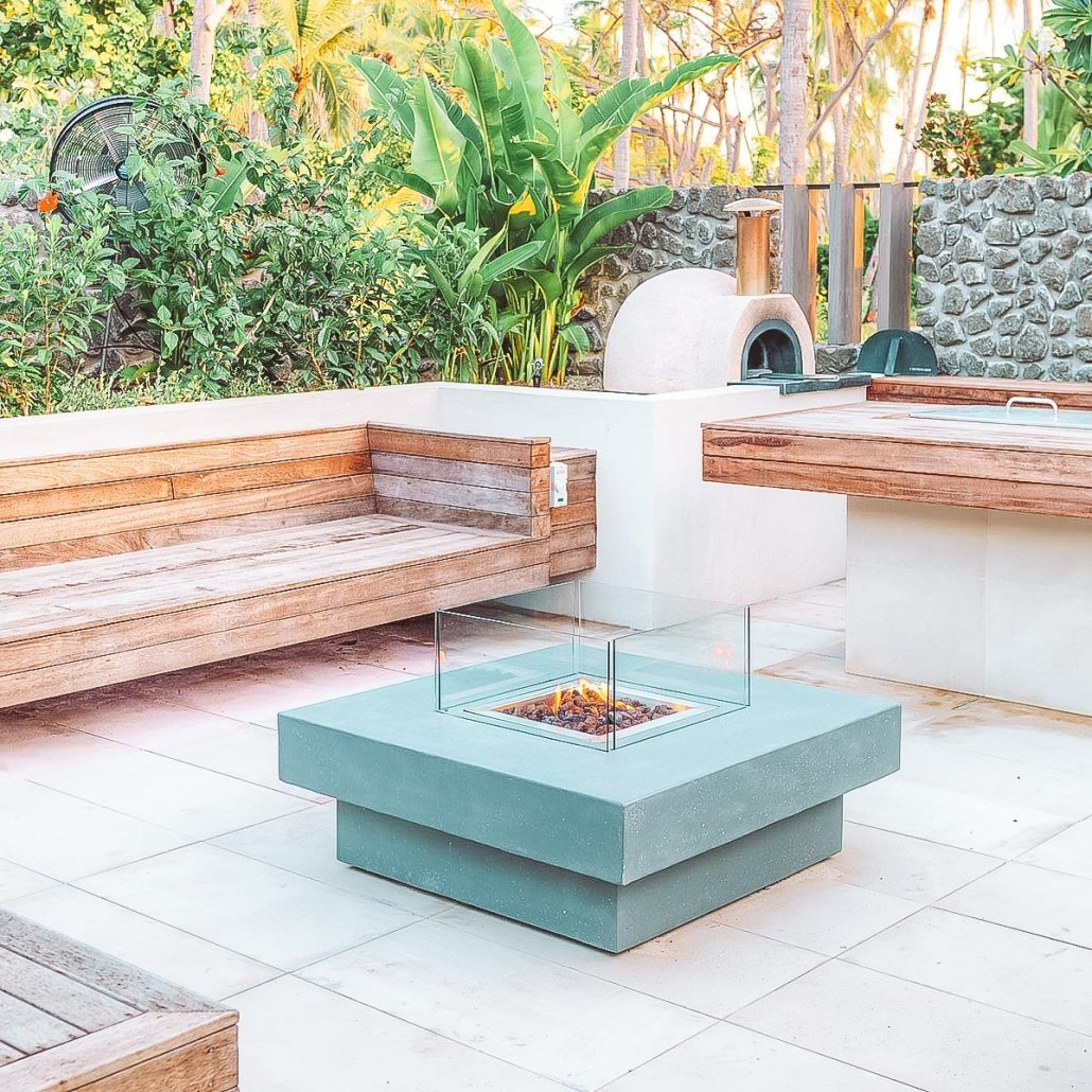 Vomo The Beachouse Firepit And Pizza Oven