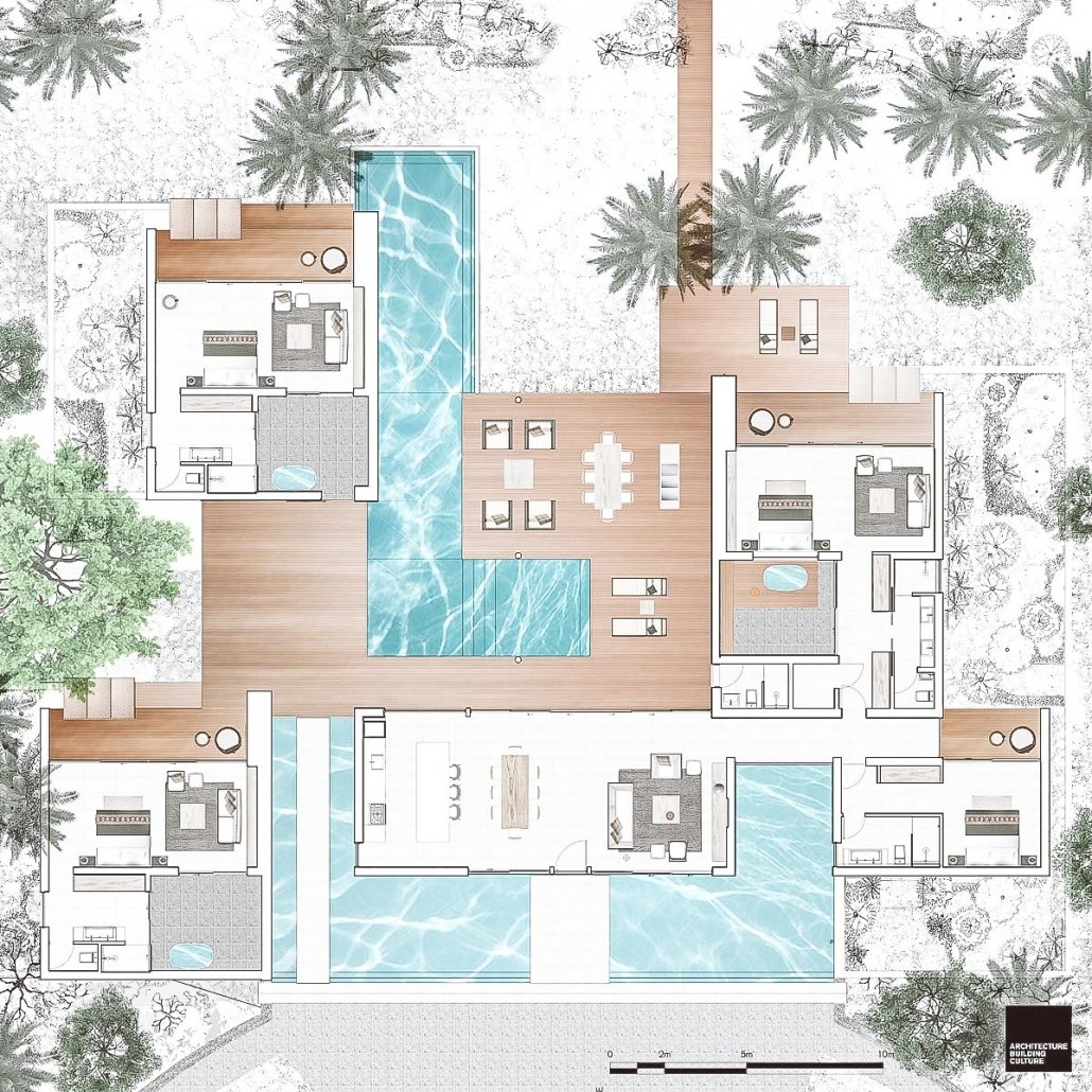 Vomo The Palms Floor Plan