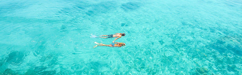 Vomo Island Fiji Snorkelling