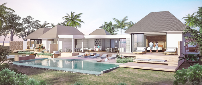 Fiji luxury escapes vomo residence the talei