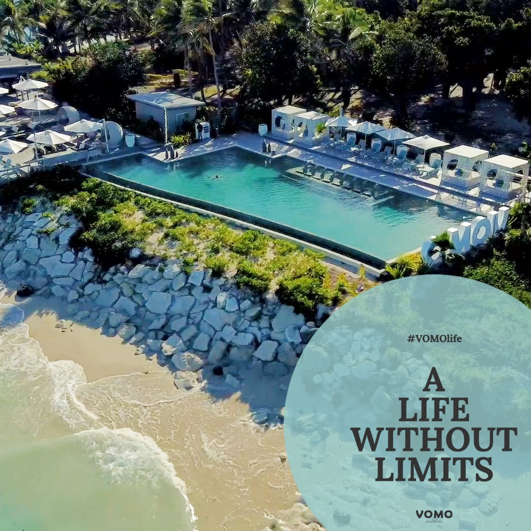 Luxury Fiji Package 2022 - A life without limits